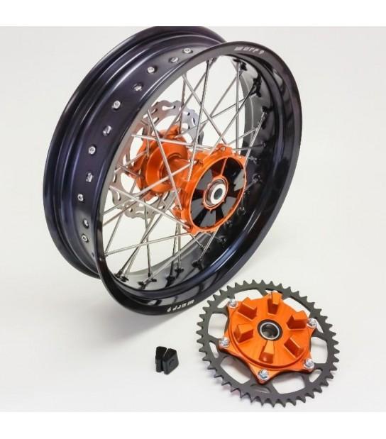 Cush Drive Wheel