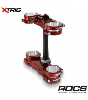 Xtrig ROX AdjustableTriple clamps for SM
