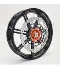 "Warp 9 ""Stiletto"" Forged Front Wheel"