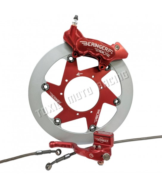 Beringer Stage 2 Brake Kit - 300mm (For 16.5 wheel)