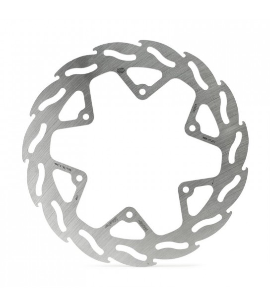 Moto-Master Flame Floating Front Disc - Right