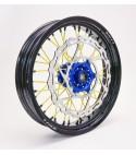 Warp 9 Supermoto Wheel SET
