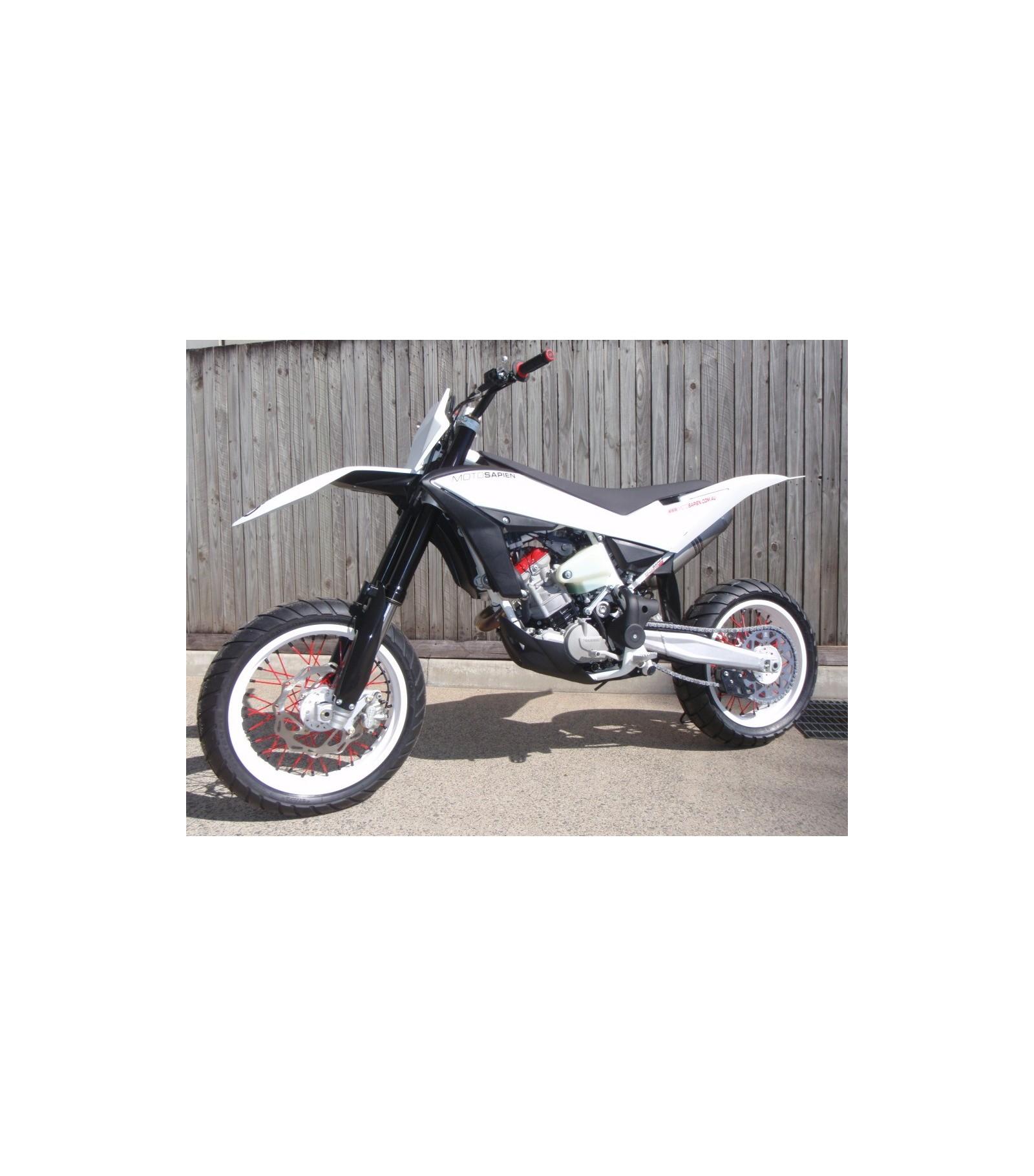 Warp 9 Supermoto Wheels Toxic Moto Racing