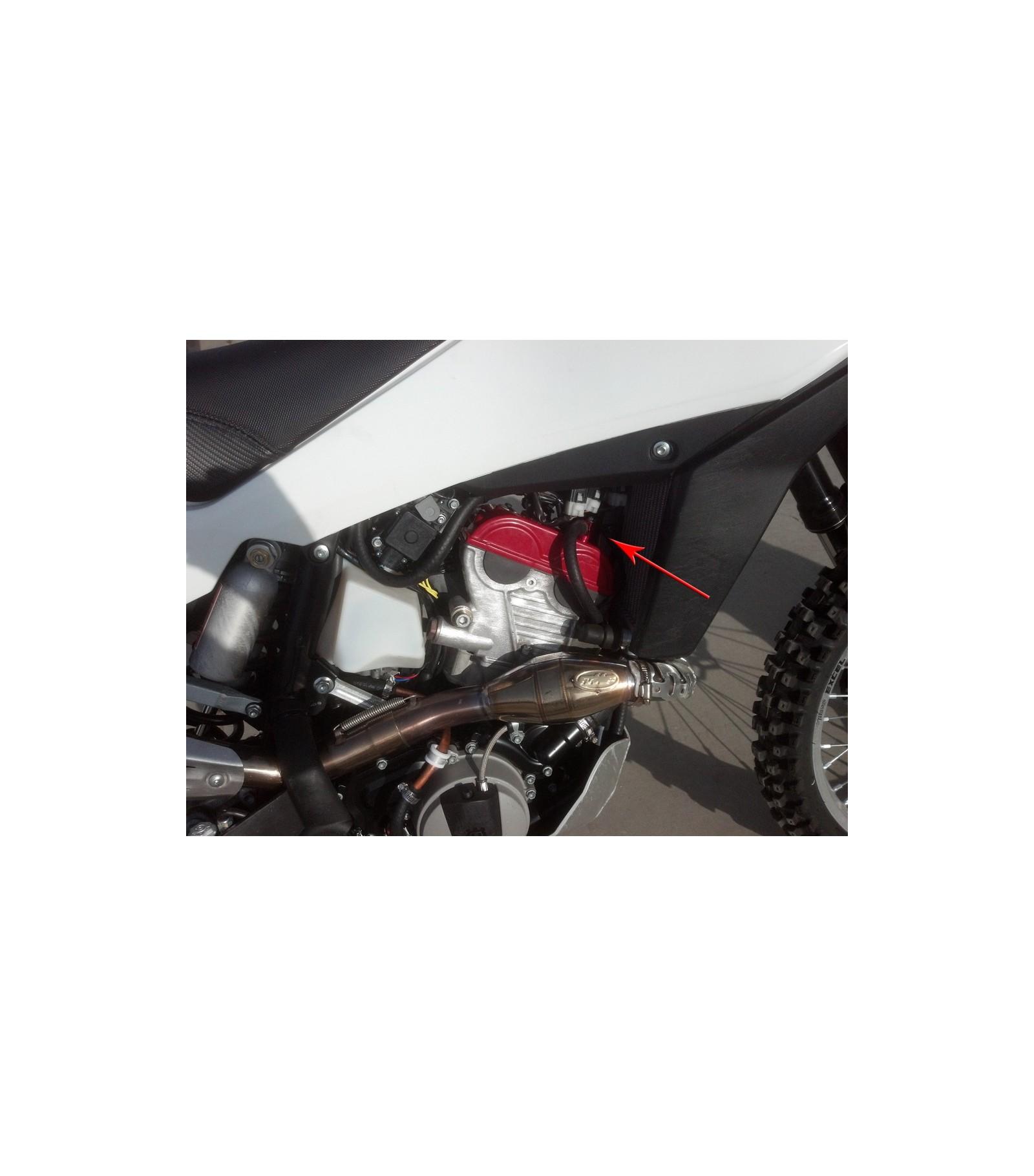ZipTy Breather Vent Cap - 449/511 & G450X - Toxic Moto Racing