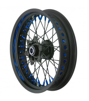Alpina Alloy Tubeless wheels