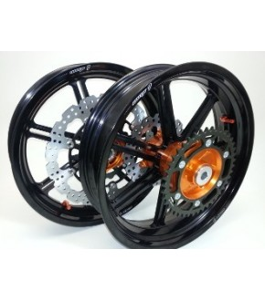 Warp 9 Tubeless Forged Supermoto Wheels