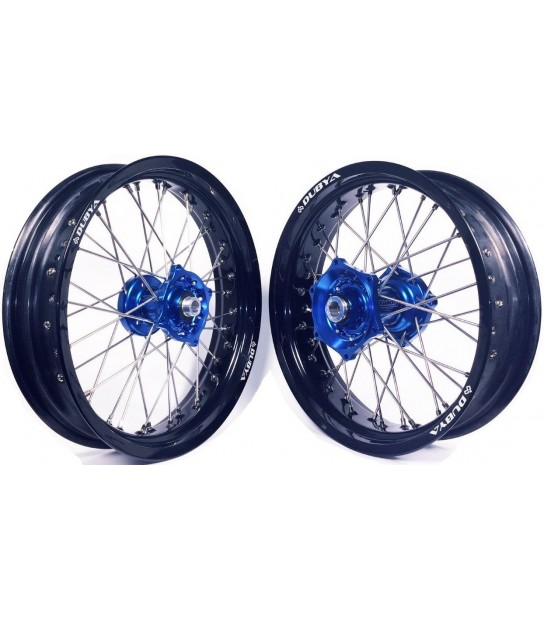 Dubya Supermoto Wheels