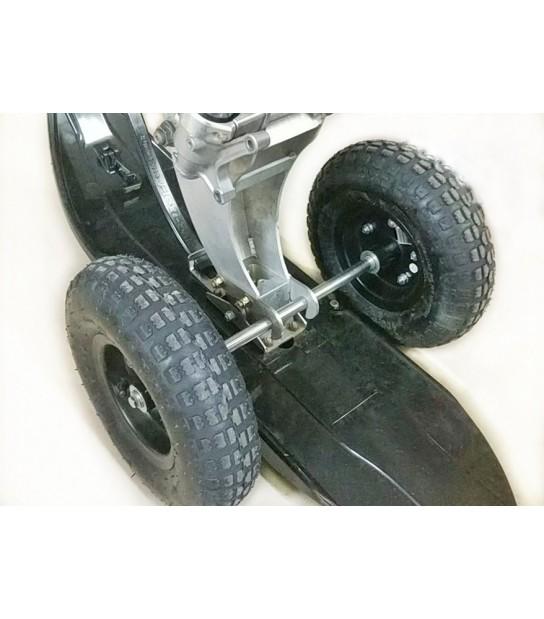 Norslope Snowbike Wheel Kit