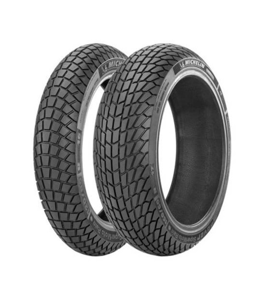 Michelin Power Supermoto Rain Rear