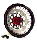 Warp 9 Supermoto Front Wheel