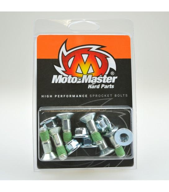 Moto-Master Sprocket Bolt Kit - Euro Style